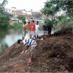 Jetwing associates prepare the land for cultivation